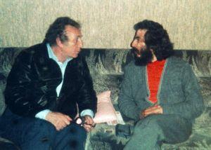 1984 مع نزار قباني