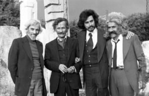 مع الإخوة بصبوص 1977