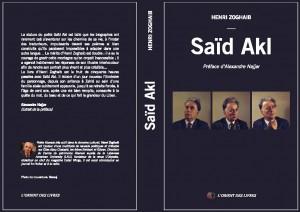 Said Akl cover