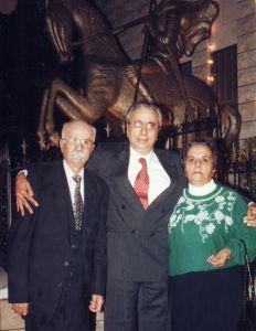 مع أبوَي 1997