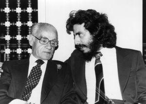 مع جورج مصورعة 1979
