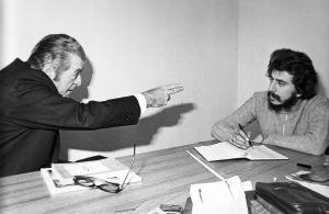 مع الشيخ خليل تقي الدين 1978