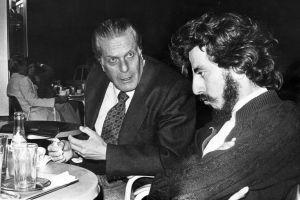 مع حليم الحاج 1977